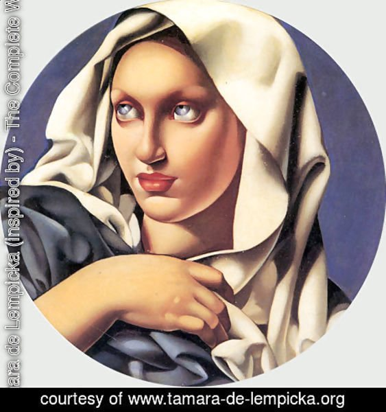 Image Result For Tamara De Lempicka Inspired By The Complete