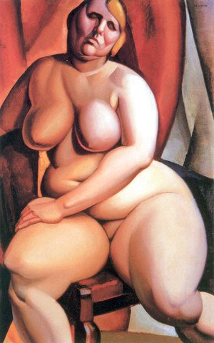 Seated Nude, c.1923