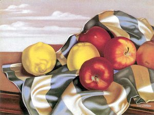 Still Life with Apples and Lemons, c.1946