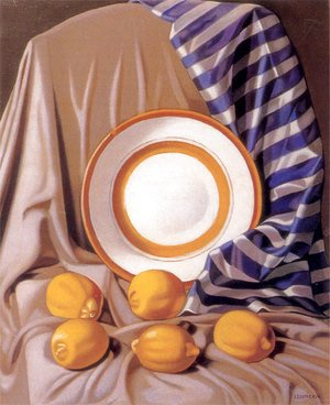 Still Life with Lemons and Plate, c.1942