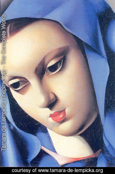 The Blue Virgin, 1934