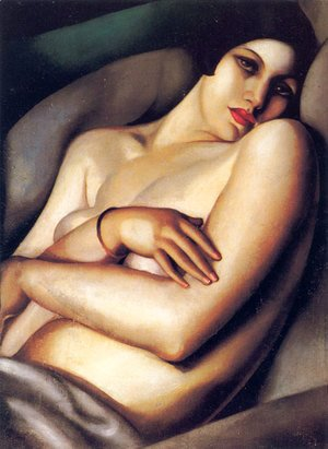 Tamara de Lempicka (inspired by) - The Dream, 1927