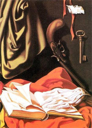 Tamara de Lempicka (inspired by) - The Key, c.1946