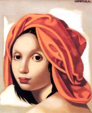 The Orange Turban II, c.1945