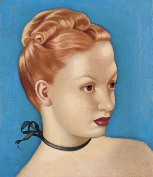Tamara de Lempicka (inspired by) - Innocence