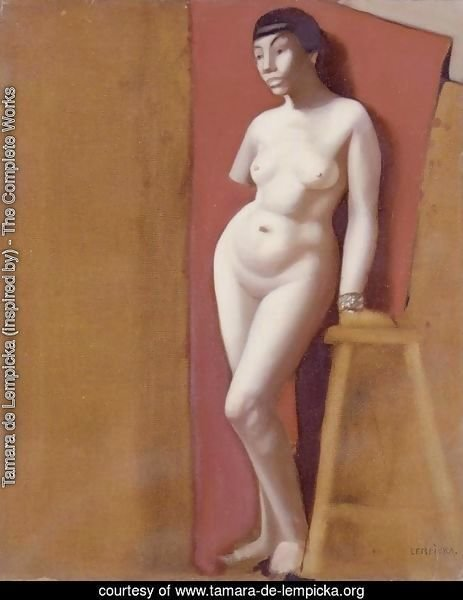 Nude without Arm (Nu au bras coupe)
