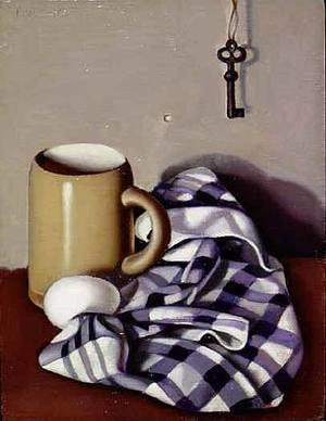 Tamara de Lempicka (inspired by) - Still Life