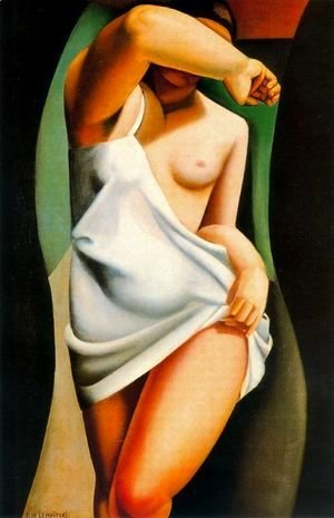 Tamara de Lempicka (inspired by) - The Model 1925